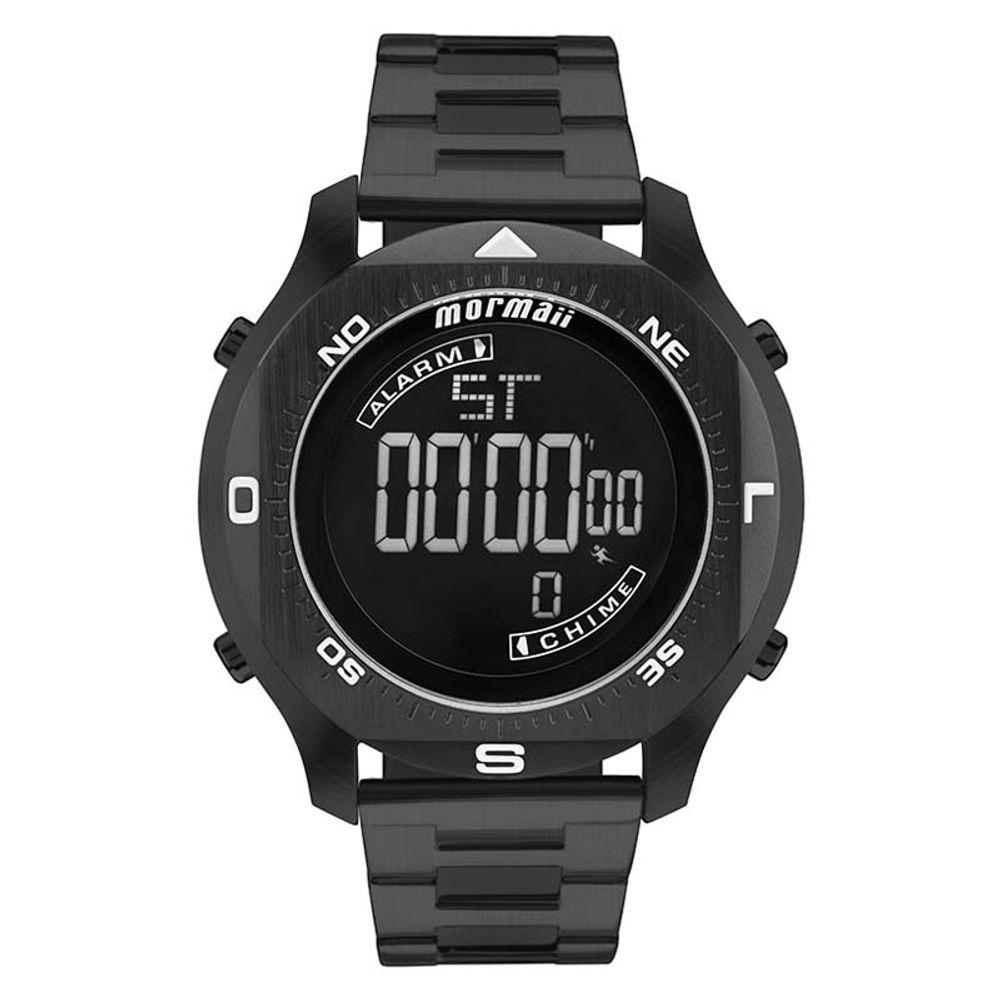 98a78a7af75a8 Relógio Mormaii MO11273B 4P Preto - WQSurf