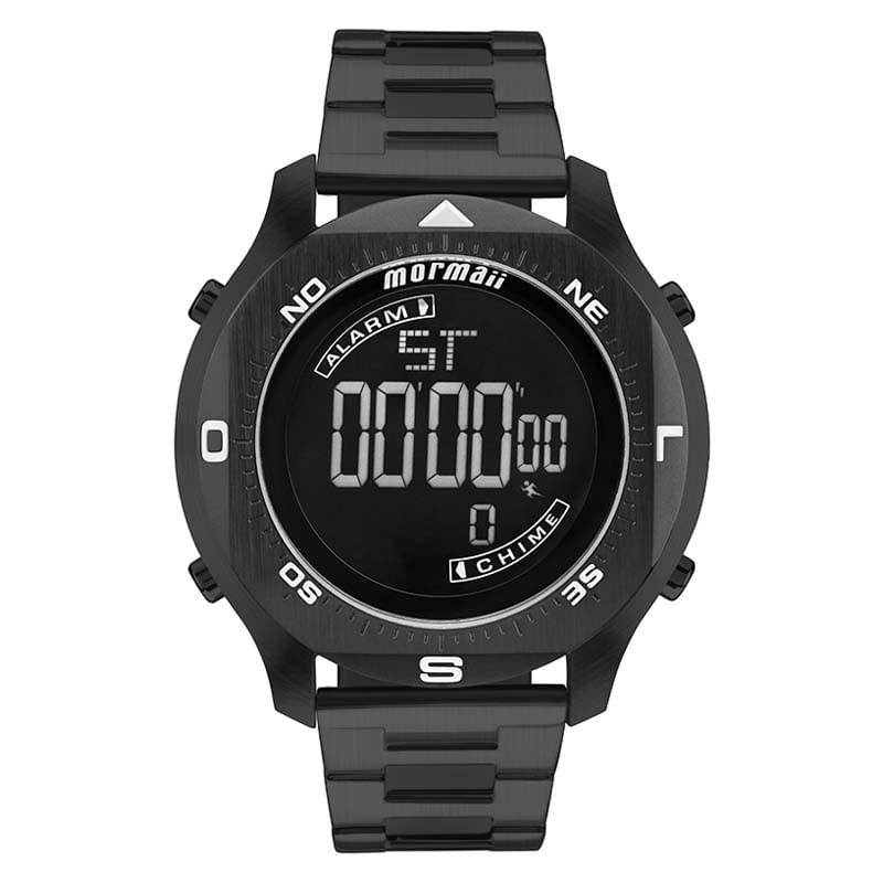1ab5579c669 Relógio Mormaii MO11273B 4P Preto - WQSurf