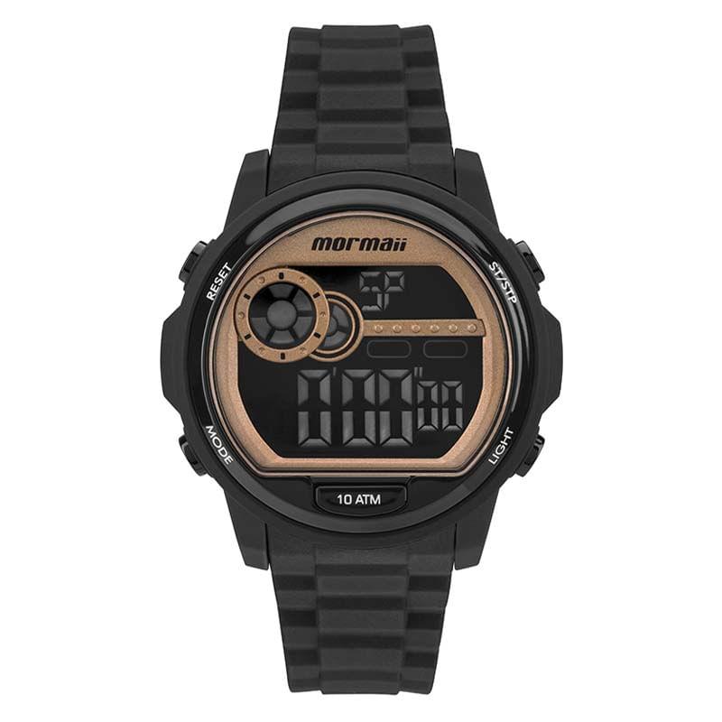 0ad607e0725 Relógio Mormaii Smartwatch Revolution MOSRAB 8P - WQSurf