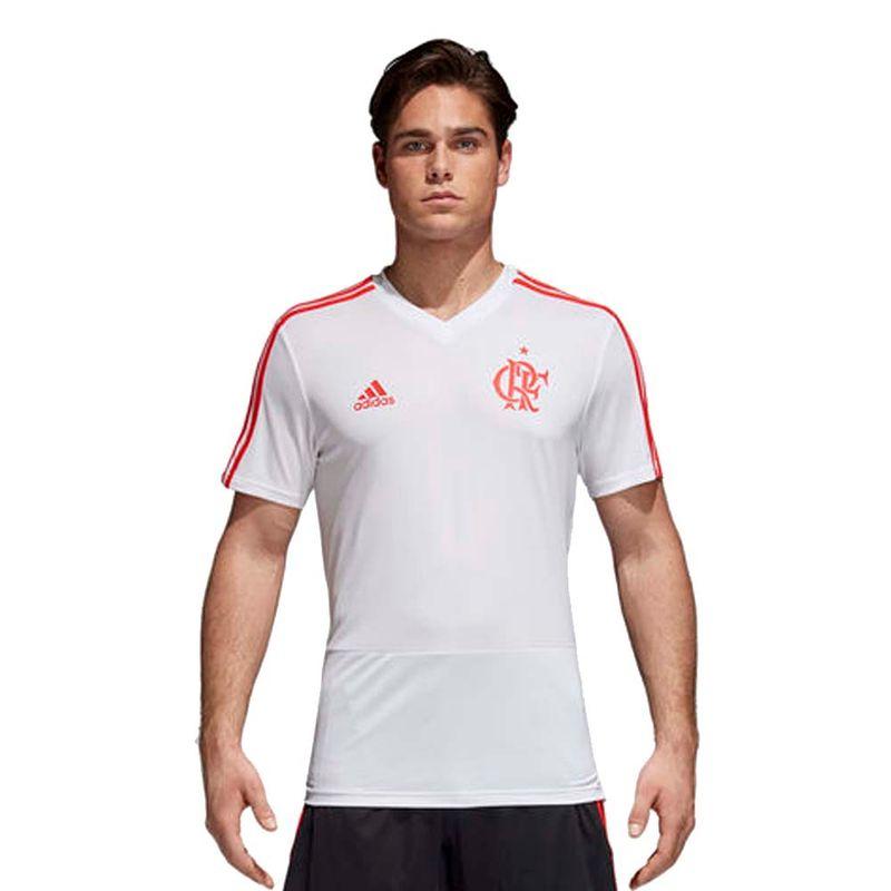 camisa-flamengo-treino-branca-adidas-2018