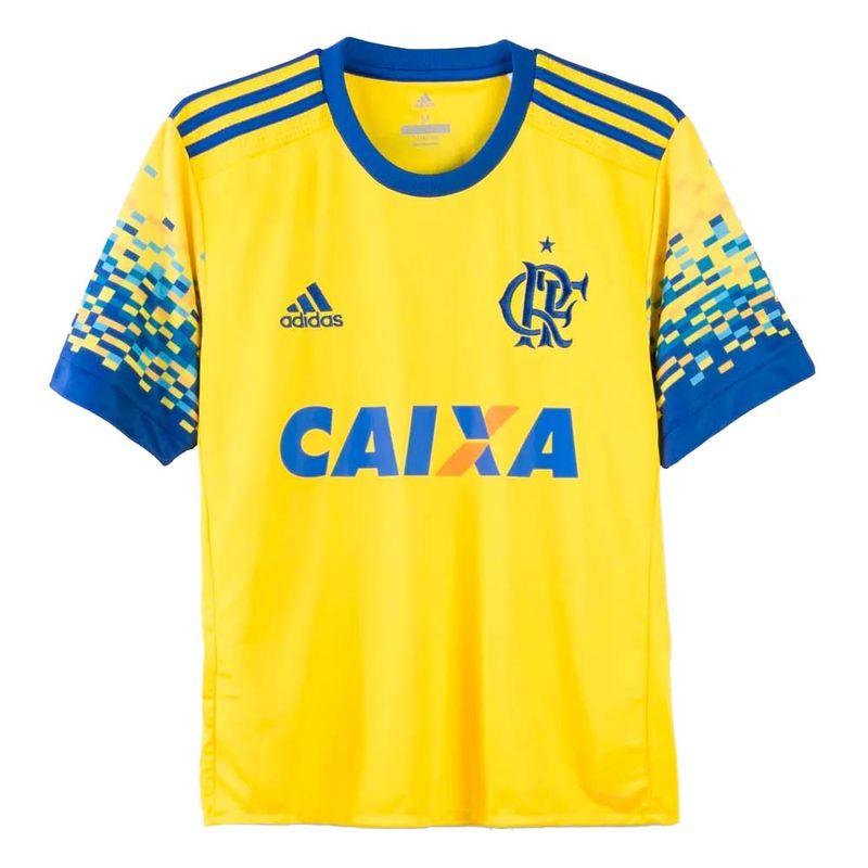 camisa-flamengo-infantil-oficial-jogo-3-adidas-2017- 61b30e6c5deff