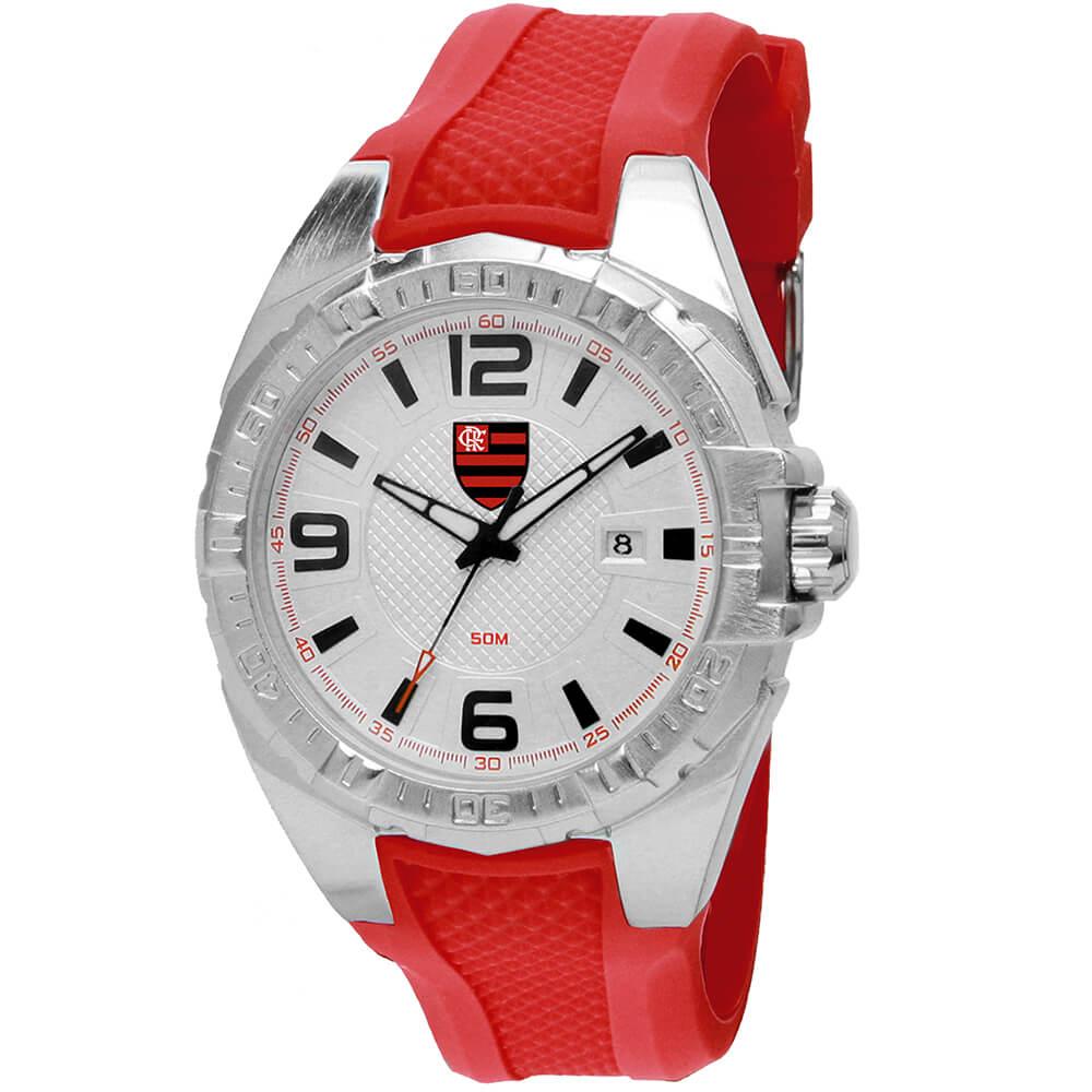 94ff4ca9688 Relógio Flamengo FLAINT2315AA 8R - EspacoRubroNegro