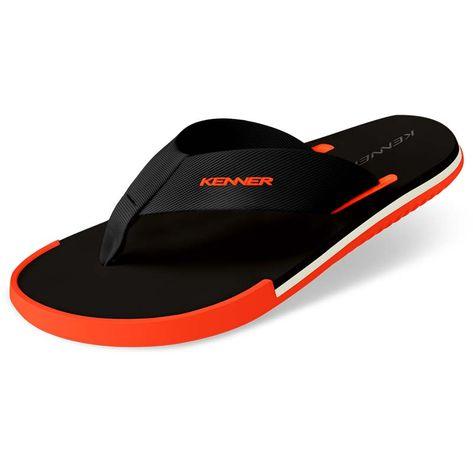 sandalia-kenner-kick-s-line-preto-laranja-56953-1