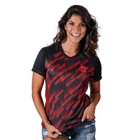 11ed67df03 Espaço Rubro Negro  Peças femininas do Flamengo