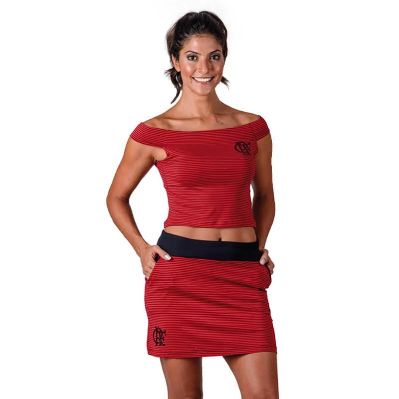 Espaço Rubro Negro  vestidos femininos do Flamengo 9ef0c4c1792b6