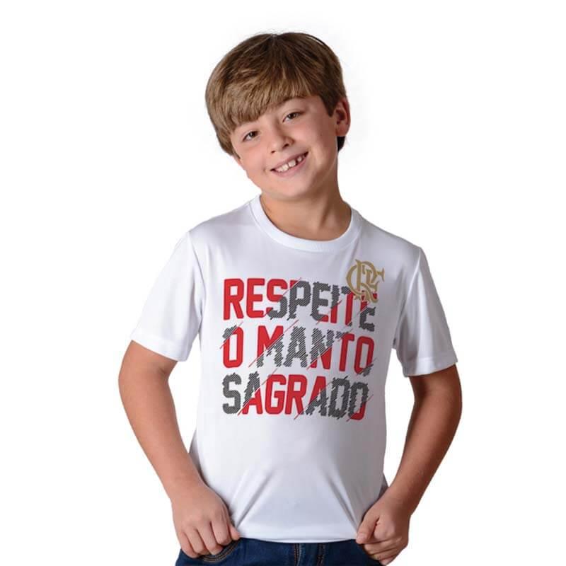 Camisa Flamengo Infantil Fast Braziline