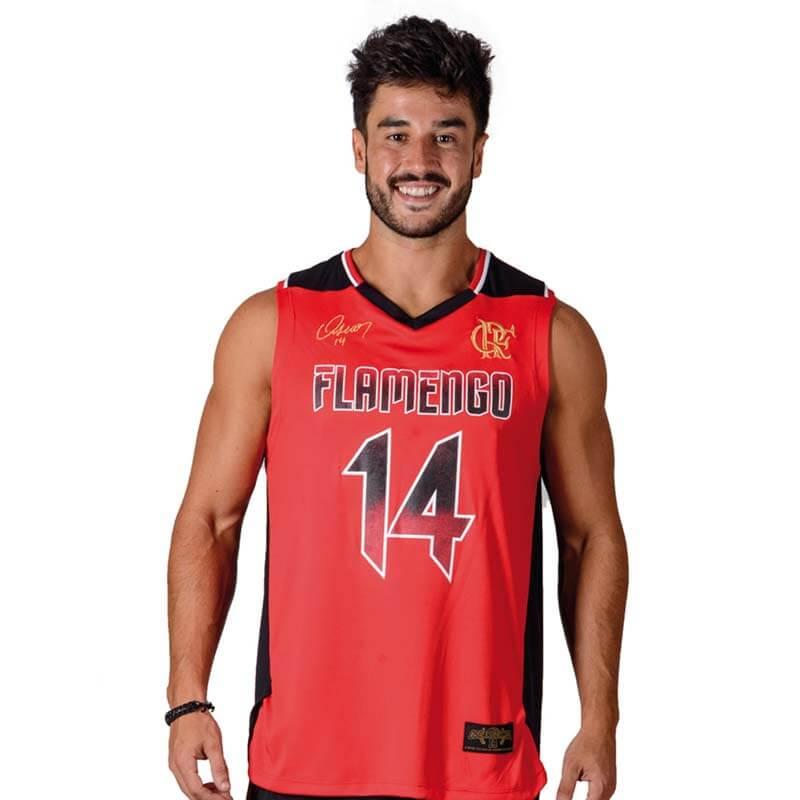 4529323eecab8 Espaço Rubro Negro  Regatas Masculinas do Flamengo