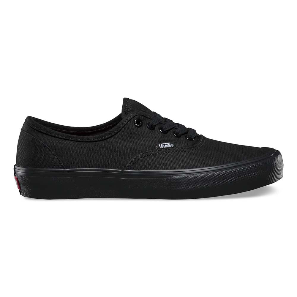 Tênis Vans MN Authentic Pro Black   Black VNB00Q0DBKA - WQSurf 32b93e78580e9