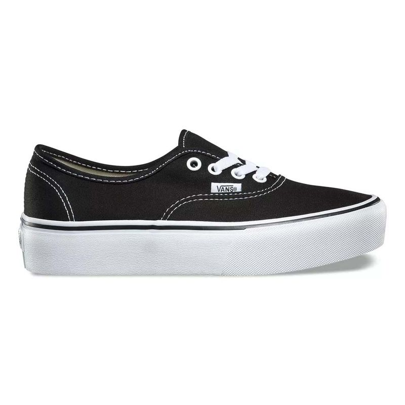 Tênis Vans Authentic SF Salt Wash Black   Marshmallow VN0A3MU6U6P ... 37d80068a8323
