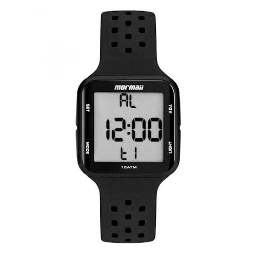 4e8e93ff3f7 Relógio Mormaii Wave MO6600 8P Preto - WQSurf