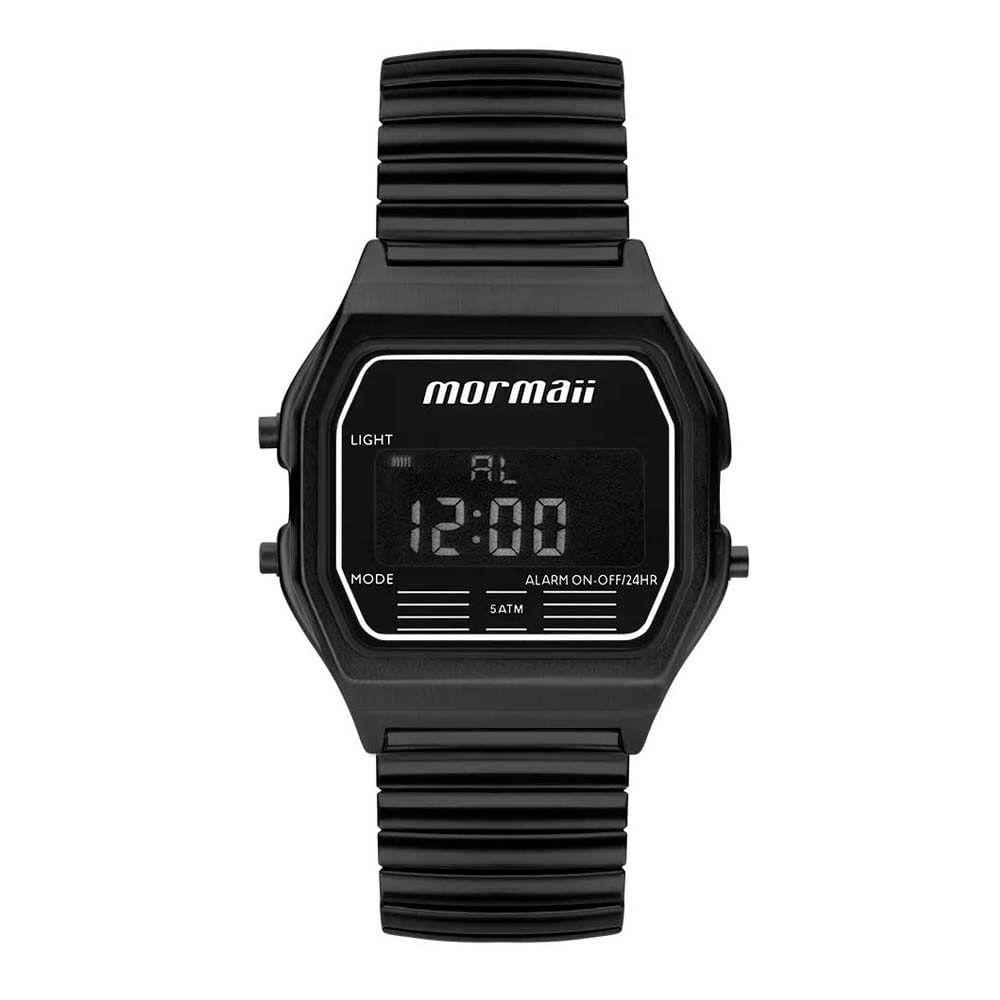 Relógio Mormaii Vintage MOJH02AW 4P - WQSurf fd5aba86ac