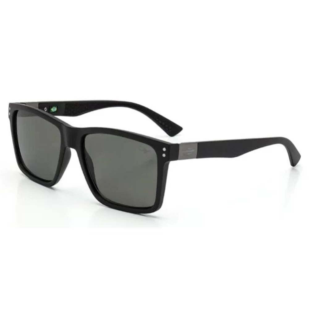 f4e55320d Óculos Mormaii Cairo Preto Fosco/Lente G15 M0075A1471 - WQSurf