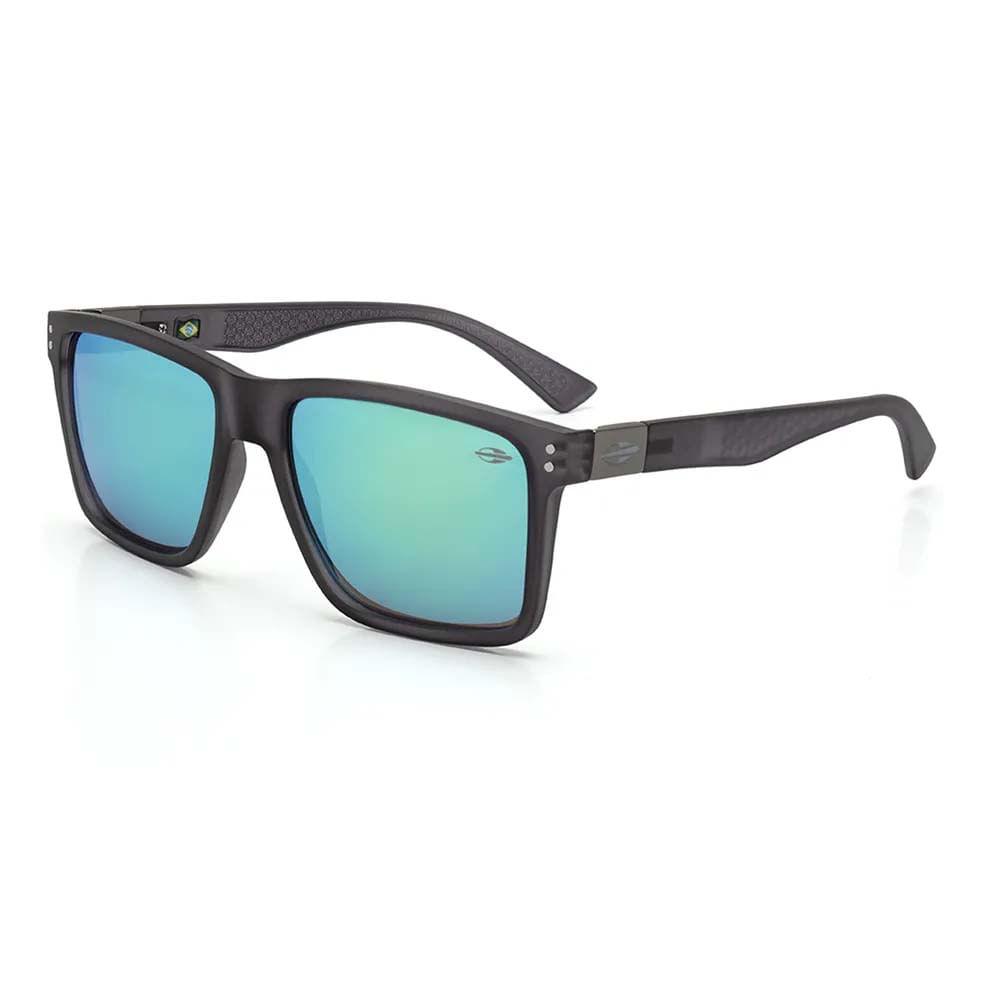 Óculos Mormaii Cairo Fume Escuro Fosco Lente Cinza FL Verde M0075D5985 -  WQSurf 6c7d1a6f8a