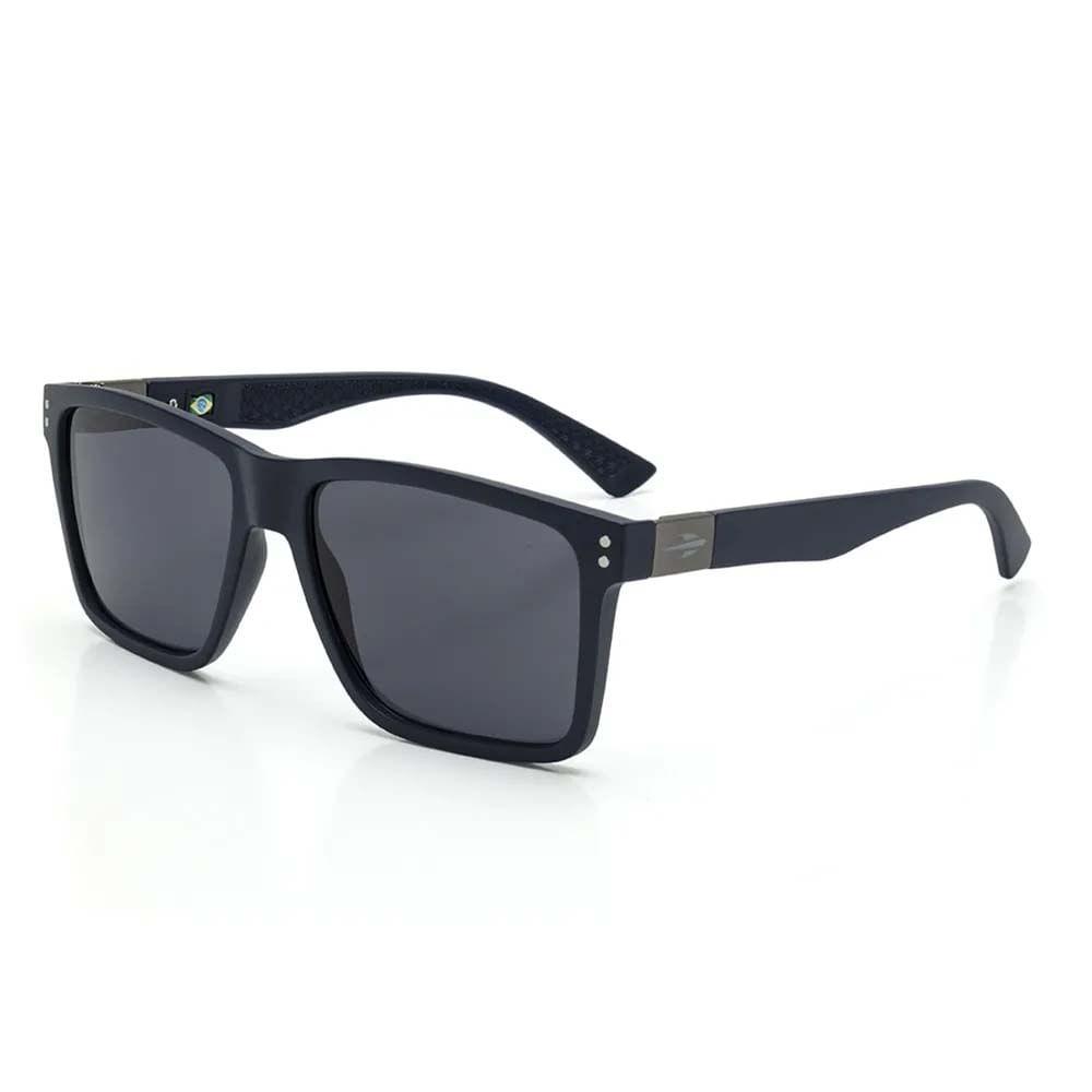 e8be86b06 Óculos Mormaii Cairo Azul Escuro Fosco/Lente Cinza M0075K3301 - WQSurf