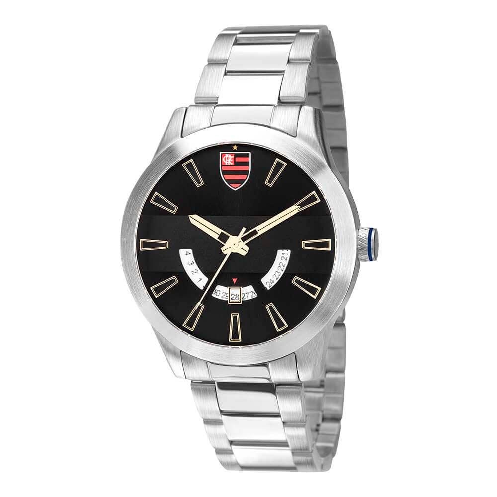 6f668383765ce Relógio Flamengo FLAC02115UV 3D - EspacoRubroNegro