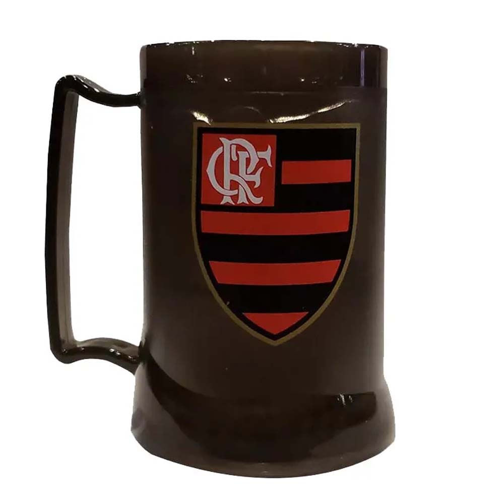 b5b1612eb Caneca Gel Flamengo Fume Presente 400 ML - EspacoRubroNegro