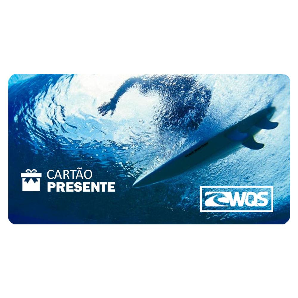 6fcb0b2376d11 Cartão Presente WQSurf 200 - WQSurf