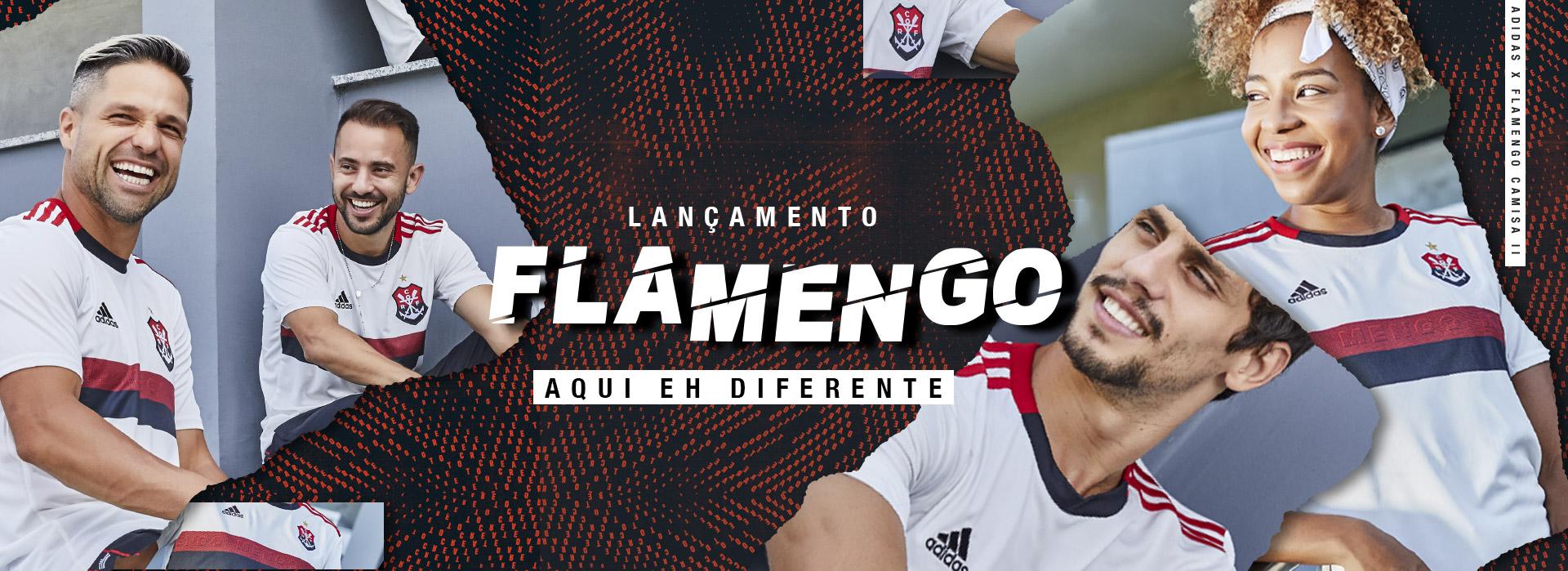 9ed3352593bdf Espaço Rubro Negro - Loja Oficial do Flamengo