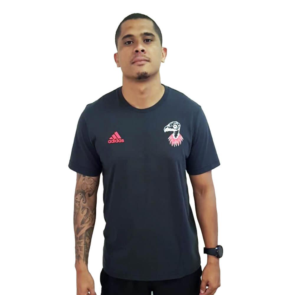 49022340e5de8 Camisa Flamengo Gráfica Adidas 2019 - EspacoRubroNegro