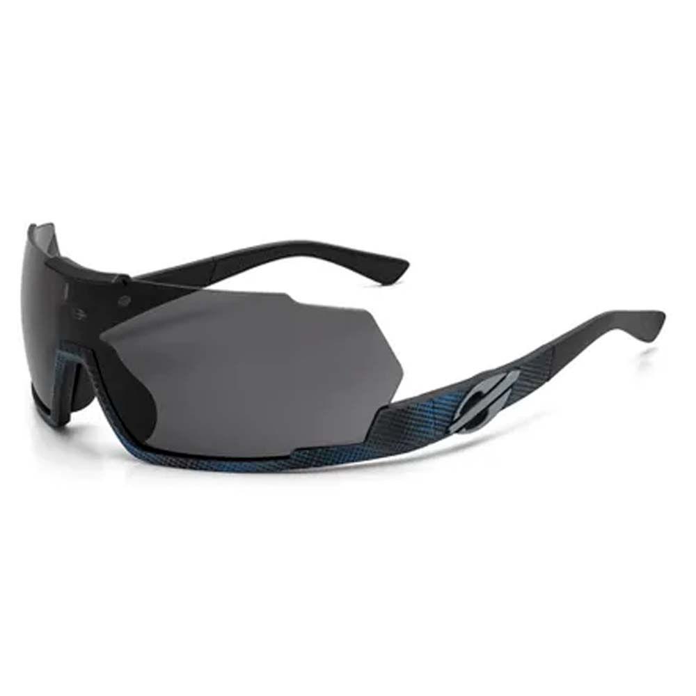 3c828c424 Óculos Mormaii Predator Trama Azul Cinza Parede Preto/Lente Cinza  M0084AGP01 - WQSurf