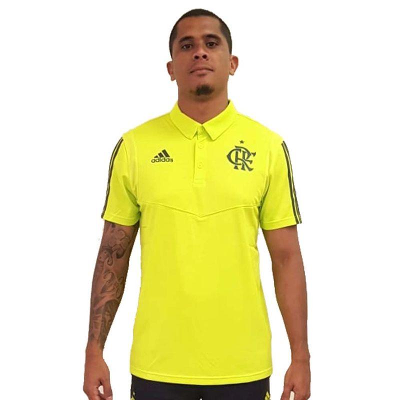 Espaço Rubro Negro  Camisa Polo do Flamengo f1d814db1c4c0