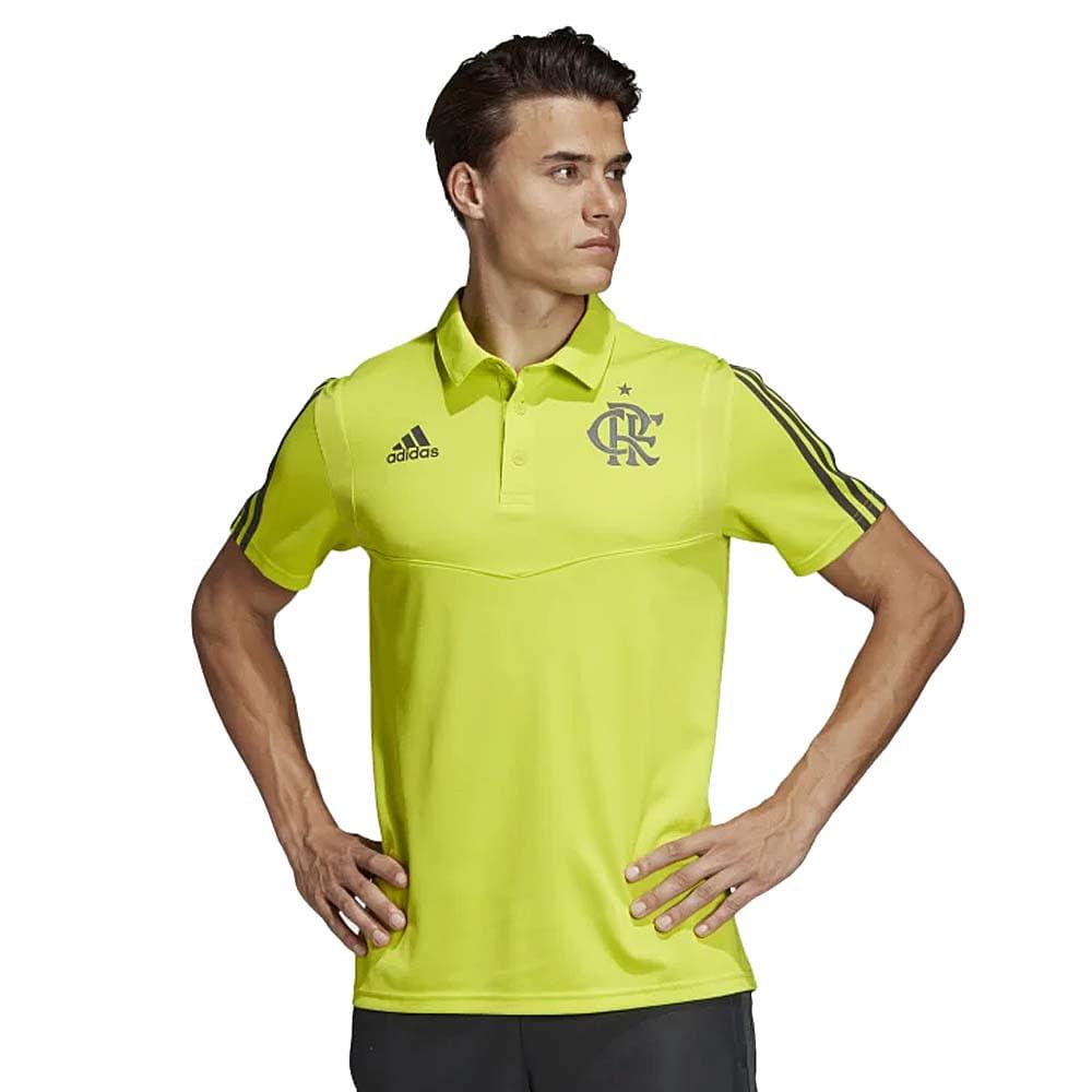 95eb0387d Camisa Polo Flamengo Adidas 2019 - EspacoRubroNegro