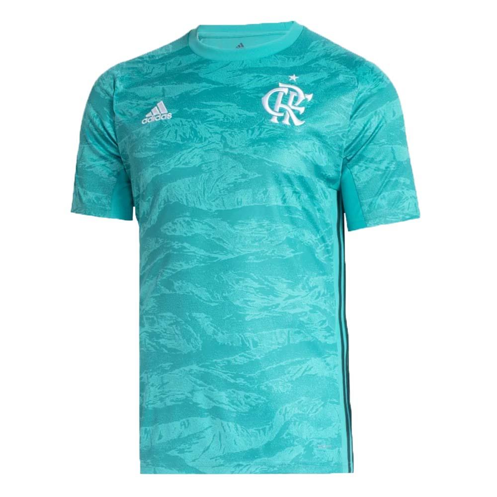 de4fb6ba1d7cc9 Camisa Flamengo Goleiro Adidas 2019 - EspacoRubroNegro