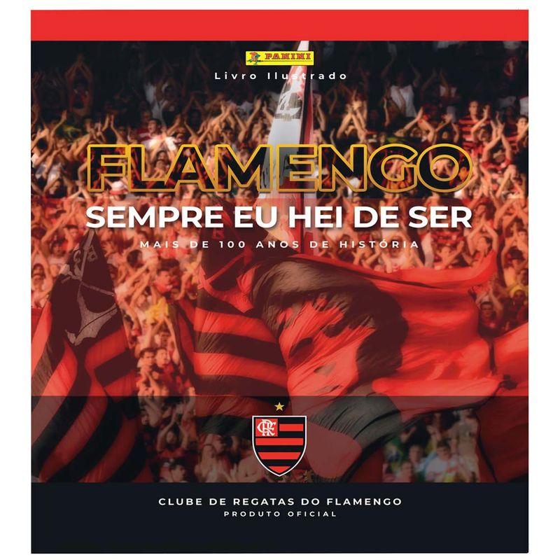 album-flamengo-sempre-eu-hei-de-ser