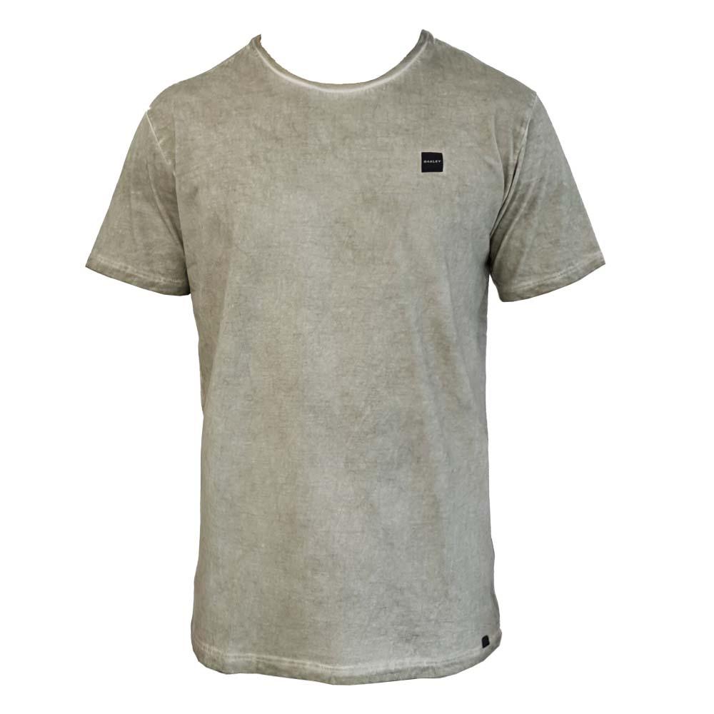 mejor venta extremadamente único diseño atemporal Camiseta Oakley Especial Garage Verde Militar