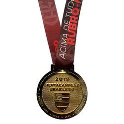 medalha-flamengo-bicampeao-da-america-2019