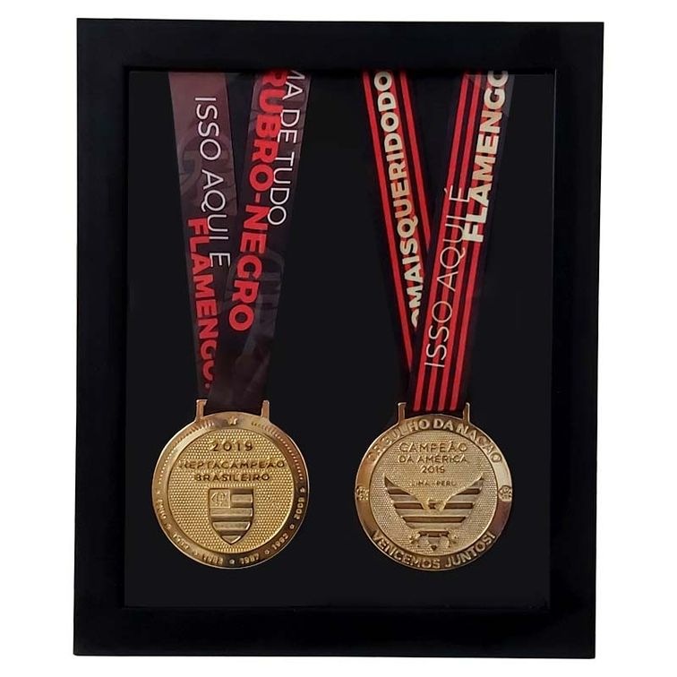 quadro-porta-medalhas-flamengo-campeao-hepta