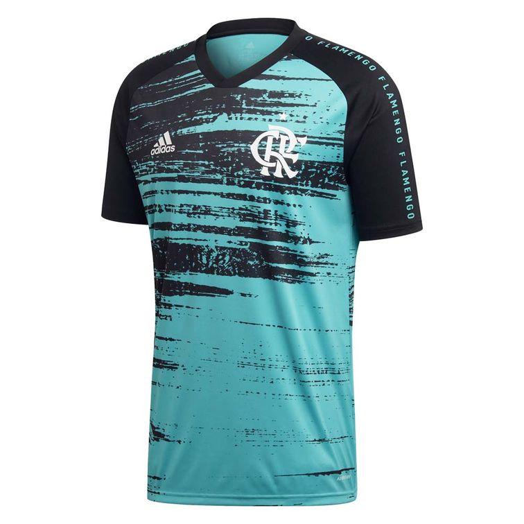 camisa-flamengo-pre-jogo-adidas-2020