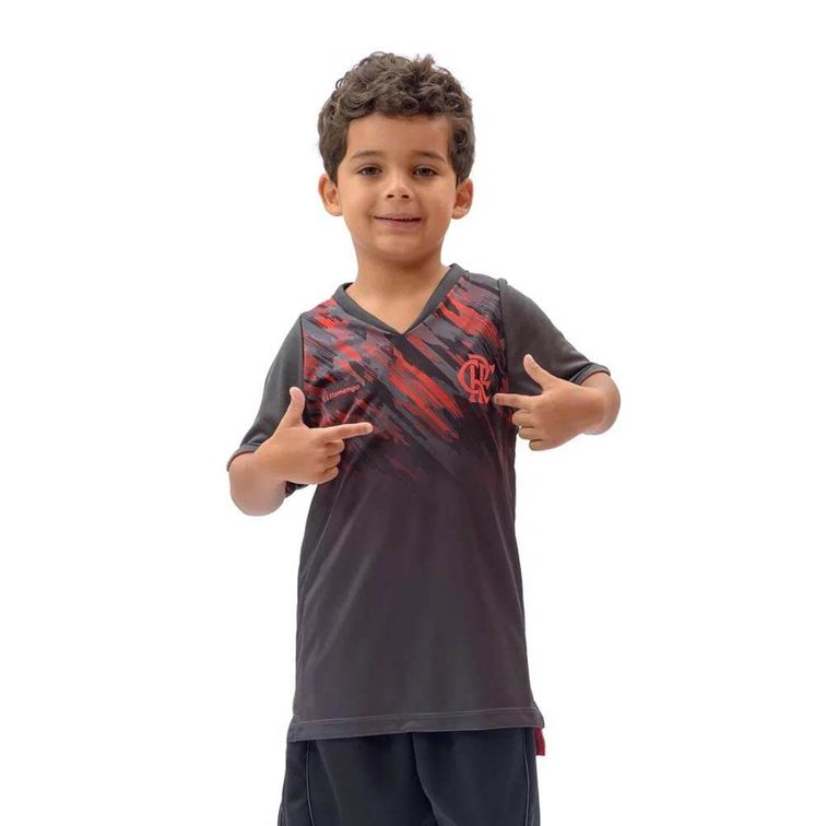 camisa-flamengo-infantil-catch-braziline