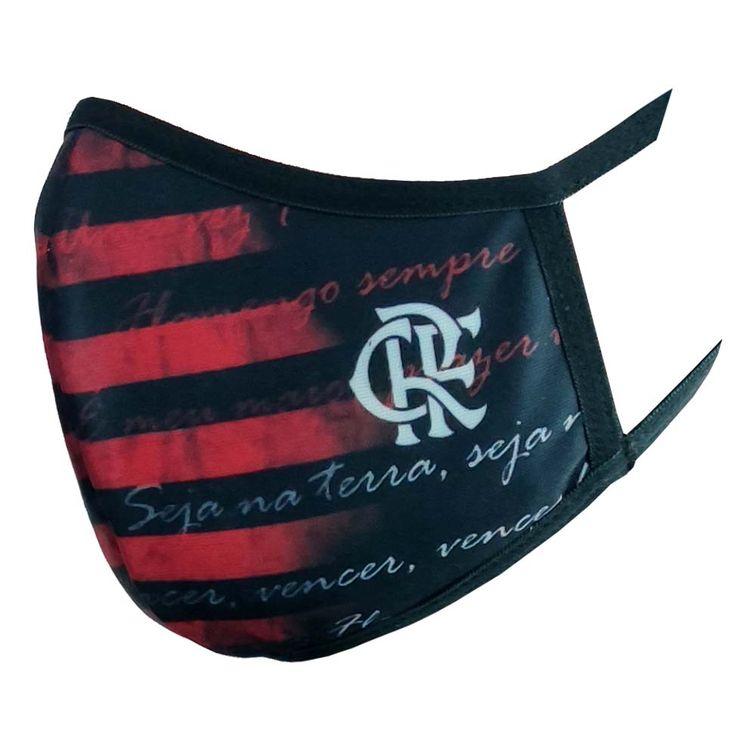 mascara-flamengo-vencer-vencer