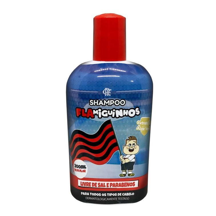 Shampoo-flamenguinhos-beto-300-ml
