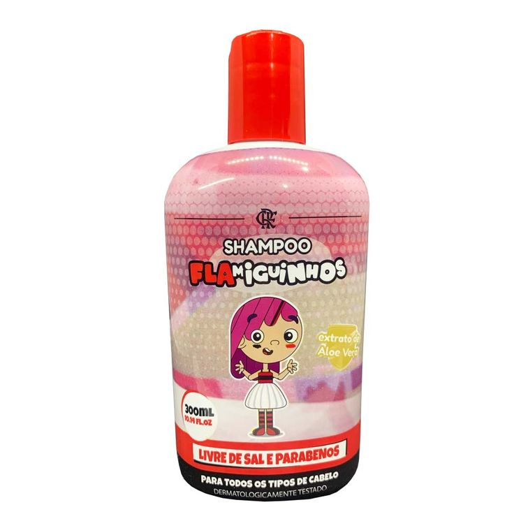 Shampoo-flamenguinhos-lulu-300-ml