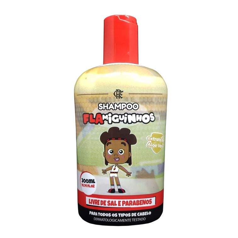 Shampoo-flamenguinhos-keka-300-ml