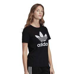 camiseta-adidas-trefoil-feminina-preta