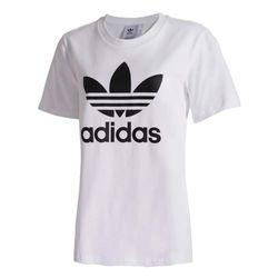 camiseta-adidas-trefoil-feminina-branca-ex0163