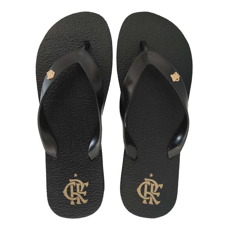 chinelo-flamengo-black
