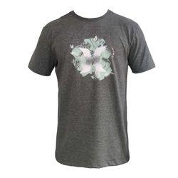 camisa-hurley-logo-floral-cinza-escuro