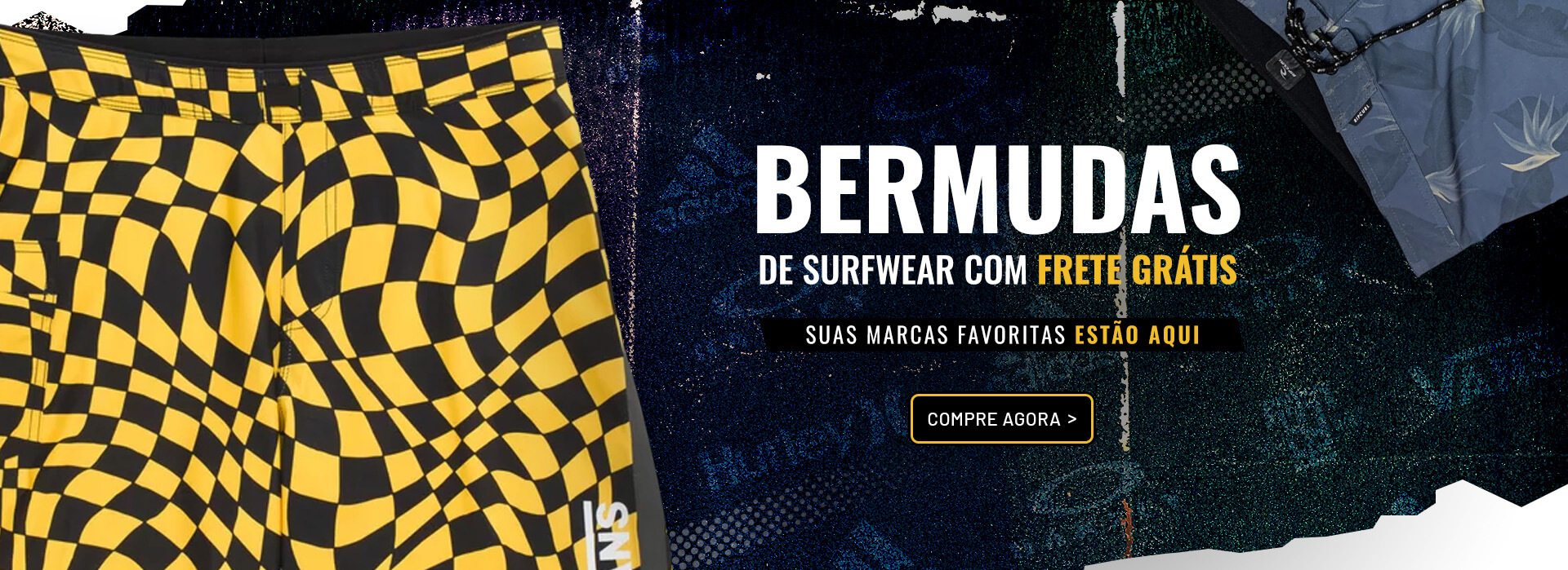 Banner-Bermudas