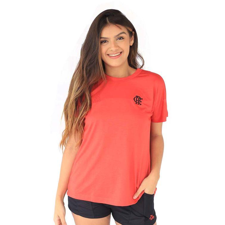 Camisa-Flamengo-Feminina-Viagem-Tactile-Red-Adidas-2021