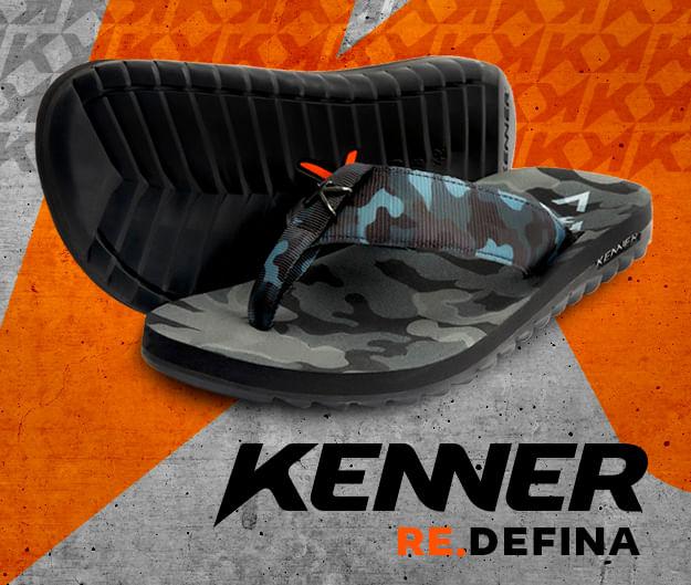 Lançamento Kenner
