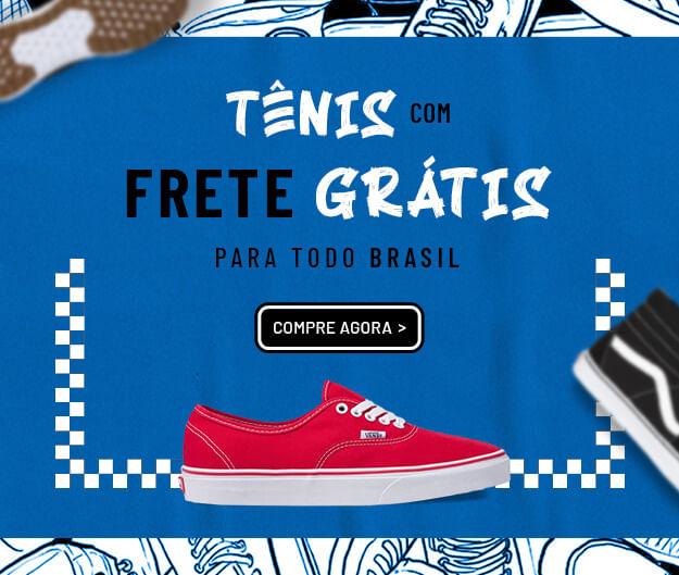 WQS Tênis Frete Grátis